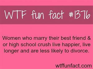 Why you should marry your best friend or high school crush ...