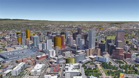 Denver 3d Future Skyline July 2016  Denverinfill Blog