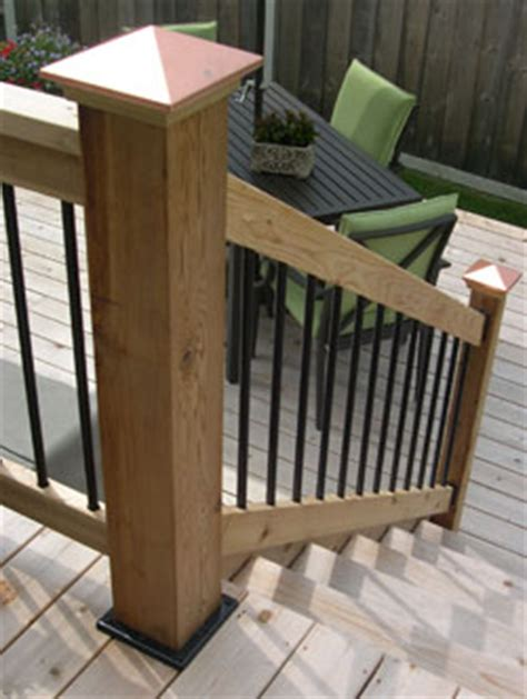 titan post anchor wood posts install fast easy code