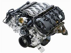 Ford Performance Coyote 5.0 4V 435HP Mustang Crate Engine M-6007-M50A (15-17 GT w/ Manual ...