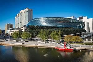 Ottawa Convention Centre - Interior Design Mag