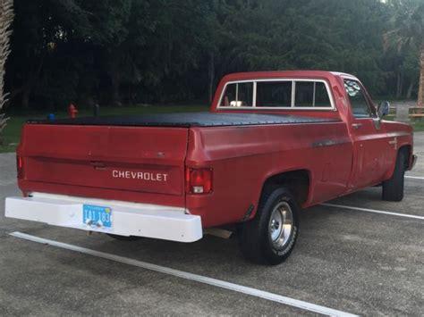 Chevy Half Ton Diesel by Vintage Square Chevy C10 Longbed Diesel Half Ton Truck