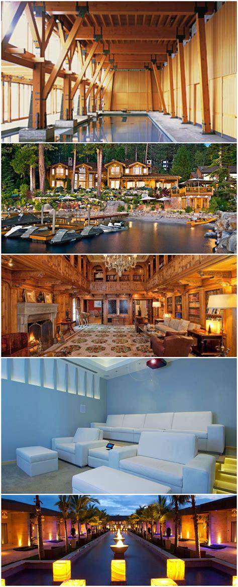 luxurious house of bill gates xanadu 2 0 interior