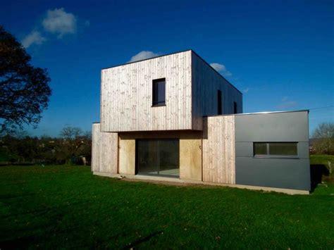 maison rt 2012 ossature bois 101 m 178 proche de rouen 76 normandie e2r maisons bois