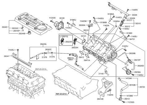 2010 Hyundai Santum Fe Engine Diagram by 2010 Hyundai Santa Fe Interior Parts Diagram