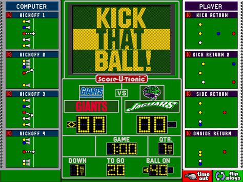 How To Play Backyard Football by Backyard Football Windows Cd Scummvm