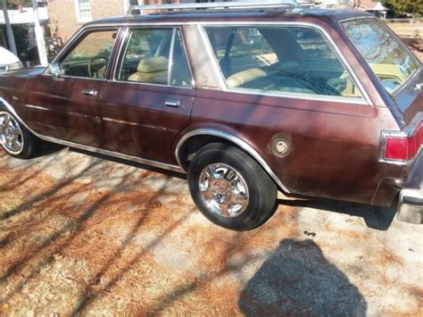 Dodge Diplomat For Sale by 1981 Dodge Diplomat For Sale Photos Technical