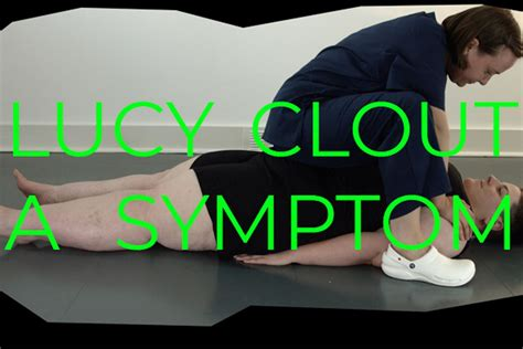 Lucy Clout A Symptom Exhibition At Cubitt Gallery In London
