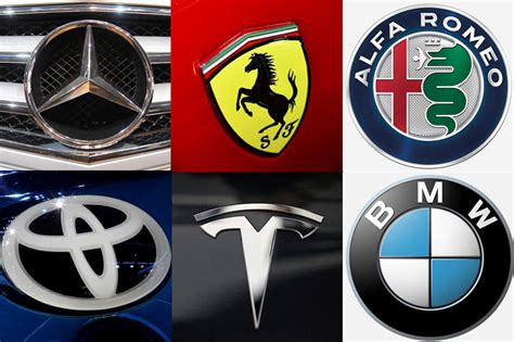 14 Car Logos And Interesting Stories Behind Them