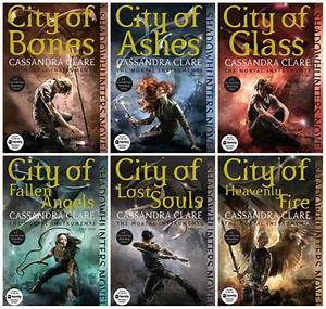 'The Mortal Instruments' Book Series Gets Repackaged