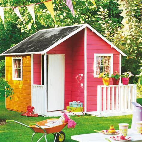 loulou house  kids castorama cabane bois