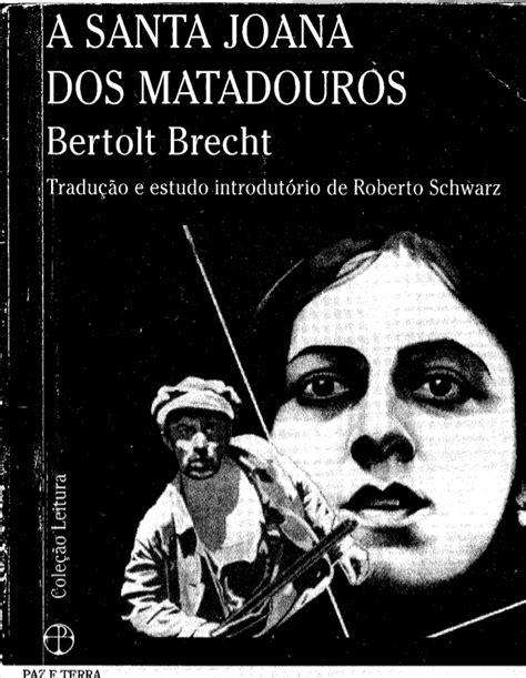 SANTA JOANA DOS MATADOUROS PDF