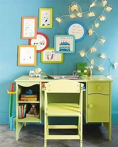 Schreibtisch An Der Wand : der ideale schreibtisch im kinderzimmer und kriterien zu beachten ~ Markanthonyermac.com Haus und Dekorationen