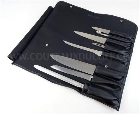trousse de couteaux de cuisine trousse pour 9 couteaux wusthof 48cm tr7371