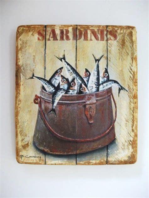 peinture sur planche de bois 1000 id 233 es 224 propos de planches peintes sur panneaux en bois de palette signes de