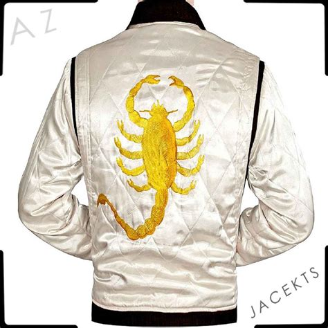scorpion ryan gosling drive jacket