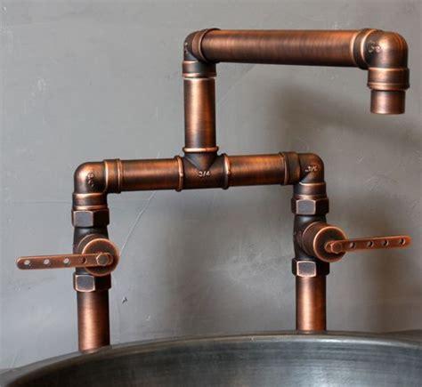 Faucet Industrial by Luxury Plumbing Fixtures In 2019 Copper Faucet Faucet