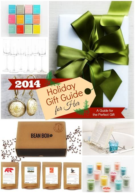 2014 holiday gifts for her guide for the perfect gift