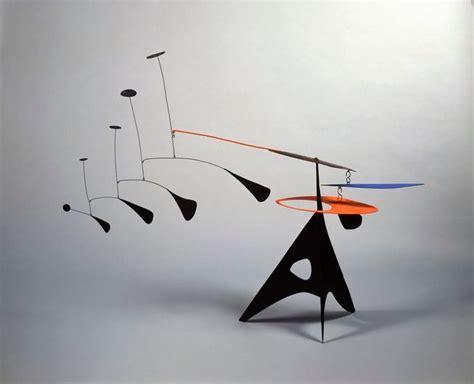 Calder Mobile Sculptures by Calder At Pace April 19th June 1st 2013