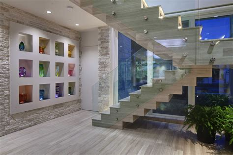 elements of modern floating staircases phil design