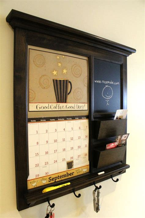 kitchen calendar organizer best 25 mail organizer wall ideas on mail 3307