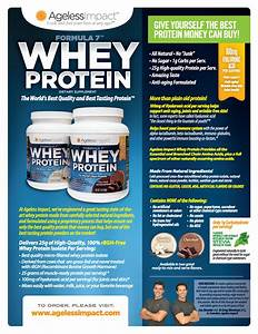 Formula 7 Vanilla Protein - BACKORDER - AgelessImpact
