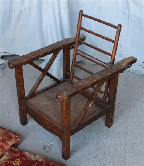 bargain johns antiques antique childs morris chair