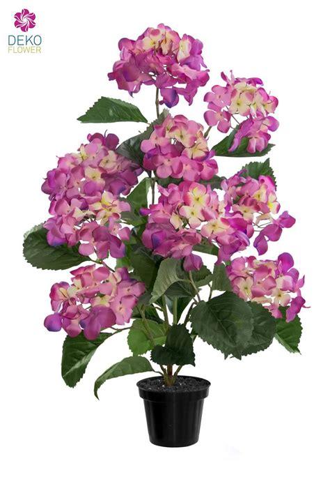 hortensien überwintern im topf k 252 nstliche hortensien im topf 70 cm pink