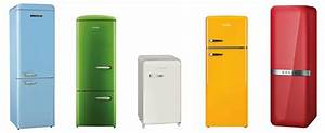 Kühl Gefrierkombination Bunt : retro k hlschrank in trendigen farben von bomann gorenje co ~ Watch28wear.com Haus und Dekorationen