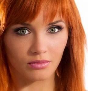 Best Hair Color for Fair Skin – Blonde, Brunette, Red ...