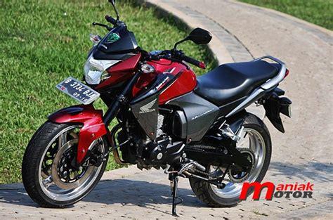 Modif New by Modifikasi Honda New Megapro Aliran Mantap Sekali