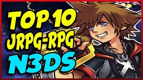 Aquí te mostramos algunos juegos de la nintendo 3ds/2ds recomendados para niños. Los 10 MEJORES juegos JRPG/RPG de la Nintendo 3DS | Top ...