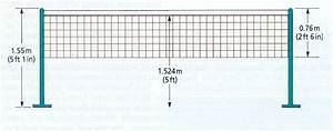 Ball Badminton Court Measurement