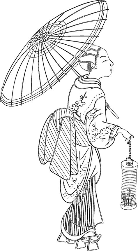 japanesetraditions  art coloring pages traditions