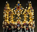 Palatine Crown (Bohemian Crown) at Royal Residenz Treasury ...