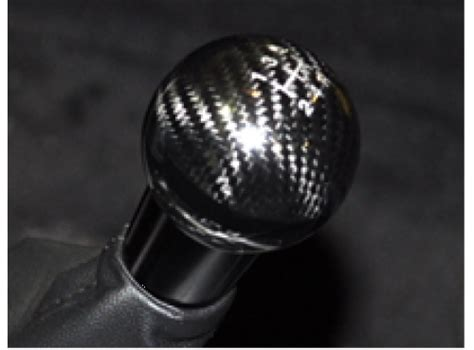 carbon fiber shift knob shift knob black carbon fiber 5 speed the official