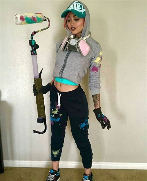 brilliant fortnite cosplay  atkawaiiwaiku cosplayer