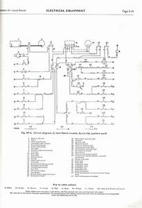 Land Rover Series 3 Alternator Wiring Diagram