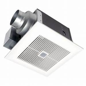 panasonic whispersense 80 cfm ceiling humidity and motion With moisture sensing bathroom fan