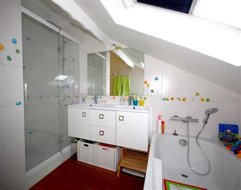 chignon dans salle de bain r 233 nover la salle de bains toutes les astuces