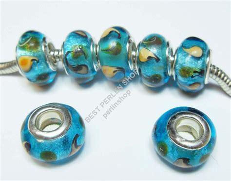 plastik wasserfest bemalen 8 lwork fancy blau european glasperlen gro 223 loch silberfolie charms r155 ebay