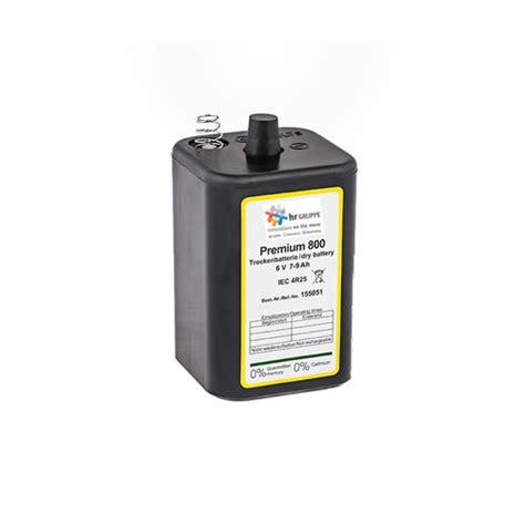 Batterien für Baustellenleuchten Baulagde