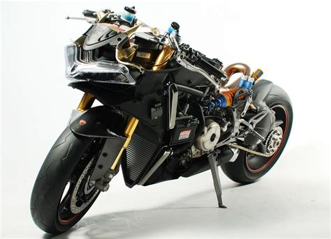 17 Best Images About Motorcycle Model Kits On Pinterest