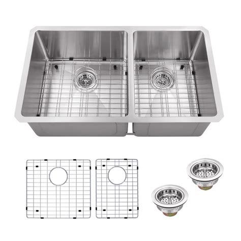 schon kitchen sinks schon undermount stainless steel 32 in bowl