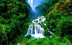 Cascata Delle Marmore Italy Wallpapers