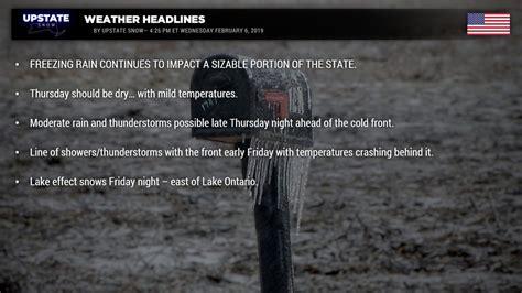 02/06/2019--weather Update