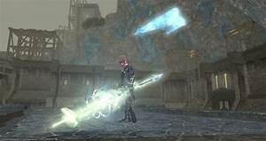 Ninja And The Shiny Nexus Relic Weapons
