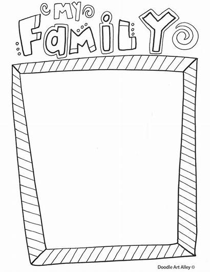 Reunion Coloring Pages Doodle Template Printables Alley