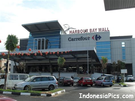 Ferry To Harbour Bay by Harbour Bay Mall Batam Indonesia Pics