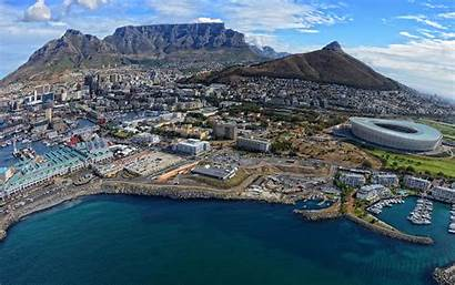 Cape Town Wallpapers Stadium Africa South Background